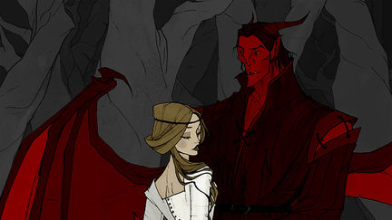 The Countess and the Demon