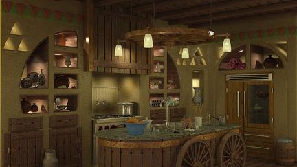 Rural Kitchen