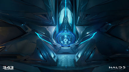 Halo 5 Art and Designs