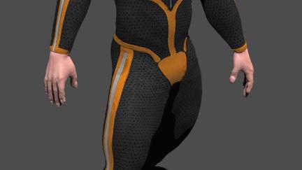 Scifi suit