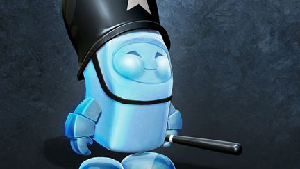 Mobile cgame - Ice Character