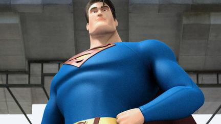 Superman toon
