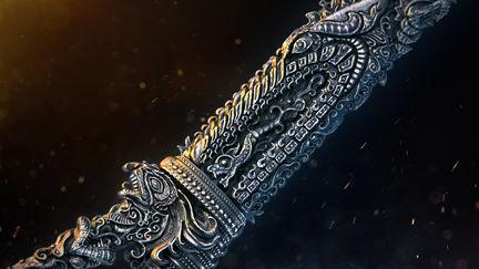 Indian Sword//Needle