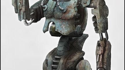 Dickhead Robot