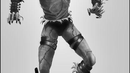 Scarecrow Concept
