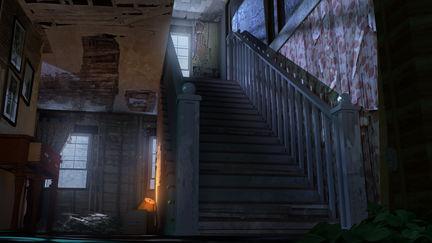 Traveler's Log - Staircase
