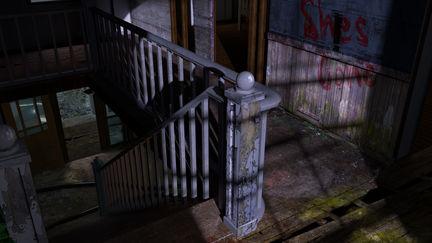 Traveler's Logs - Staircase (2)