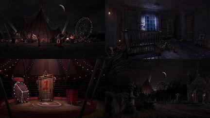 Circum Damnatorum concept scenes 01