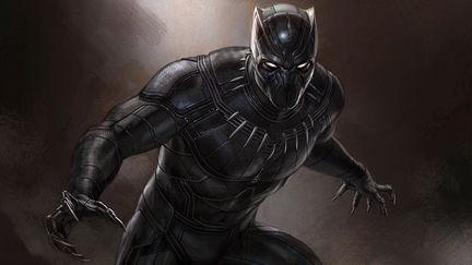 Black Panter- Captain America: Civil War