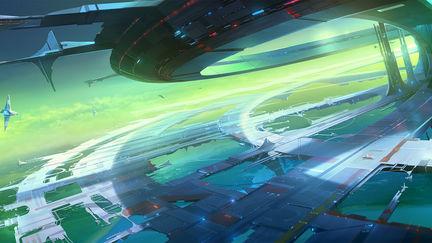 Interplanetary port