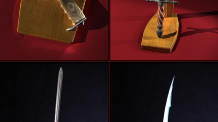 Four Blades