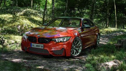 BMW M4 2014