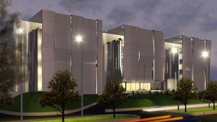Bosicor® Building Exterior