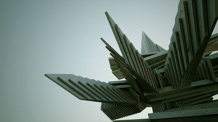 Abstract Building 2