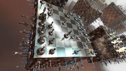 Chess Cubes