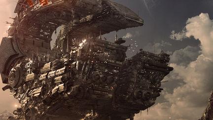 Aïn Spaceship