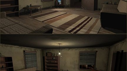 Chrysalis Room