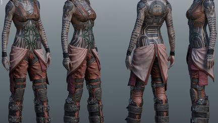 Jack - Mass Effect2