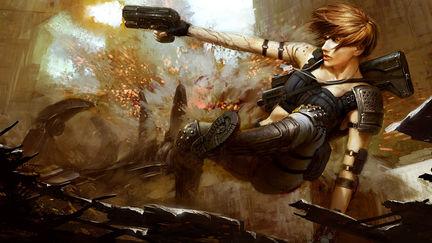 Purge: Eva X