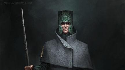 Royal Soldier (Villians)
