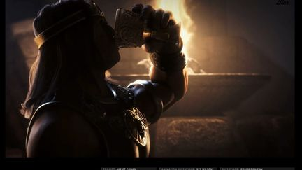 Age of Conan - Cine 1
