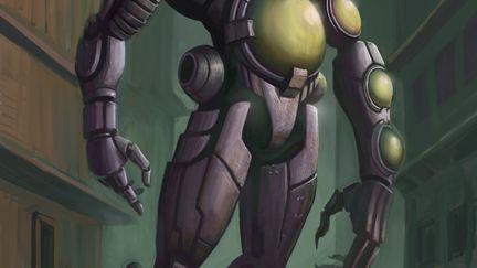Robot Sentry