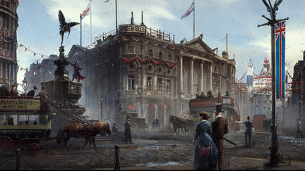 Assassin's Creed Syndicate - Piccadilly Circus