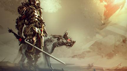 Vampire Hunter Knight