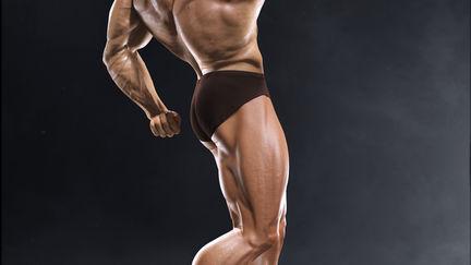 Arnold Schwarzenegger as Bodybuilder