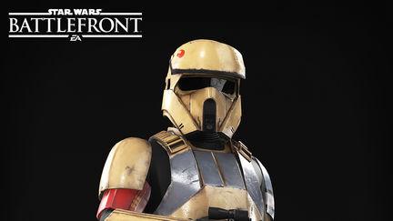 Star Wars Battlefront - Scarif Trooper