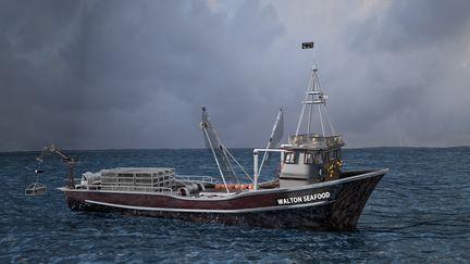 Walton Seafood Crab Trawler