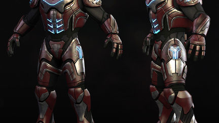 Grym - Mass Effect Challenge (presentation images)
