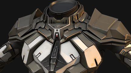 EVE Online - Combat Suit