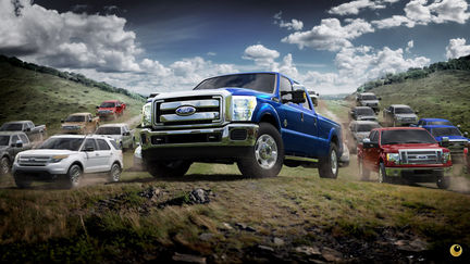 Ford Truck Month