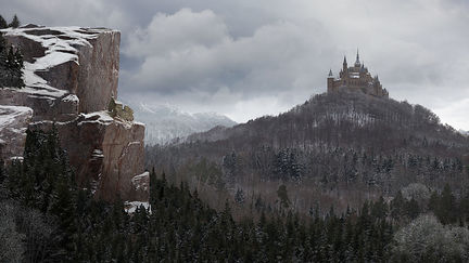Castle New Hohenzollern