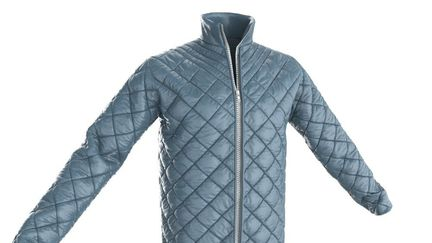 Marvelous Designer Jacket with Quilting