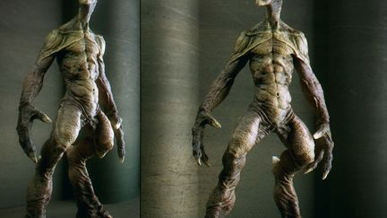 Alien for the Siggraph
