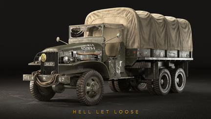 GMC - Hell Let Loose