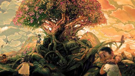 Junk Tree Paradise