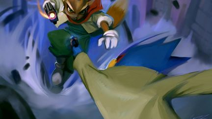 Smash Bros- Fight For Corneria