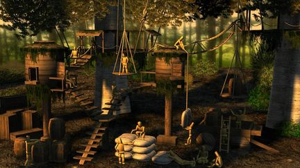 Sherwood Forest Outpost