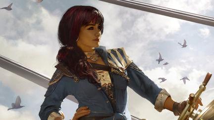 Magic The Gathering: Jhoira, Weatherlight Captain