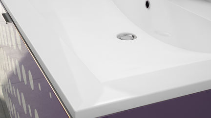 Interior Bathroom - lighting and rendering