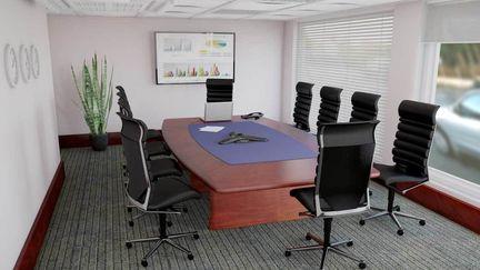 Boardroom render