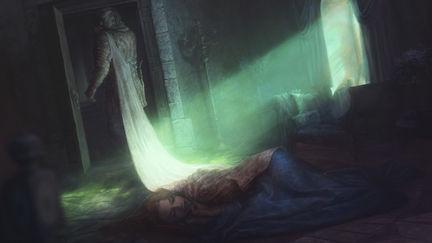Battle Of The Blackwater - Sandor and Sansa