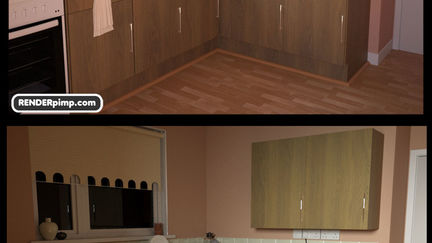 interior - kitchen-