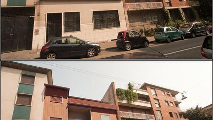 Photorealistic urban insertion 5