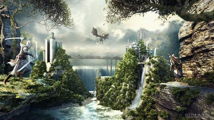 Elves World