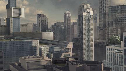 August 2014 DMP Mini Challenge - Monolith Future