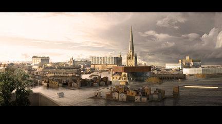Norwich 2115: A Brine City